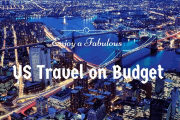 US Travel on Budget