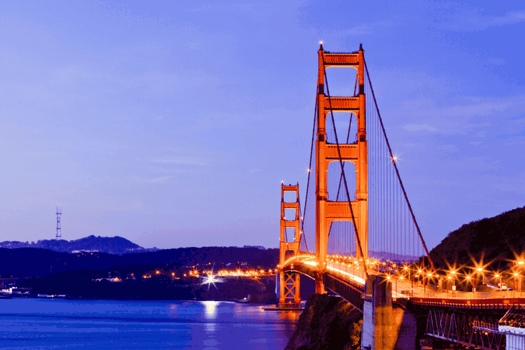 Gorgeous Golden Gate Bridge