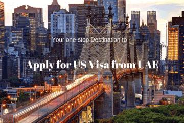 Apply for US Visa from UAE