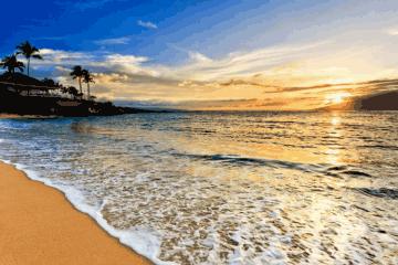 Kapalua Bay Beach, Hawaii