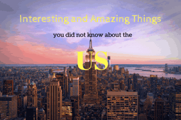 Things you did not know about the US