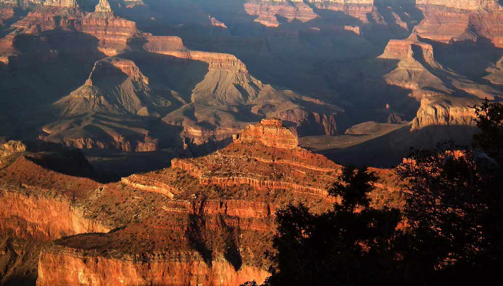 Bright Angel Point Grand Canyon
